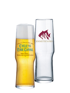 16 oz. Evolution Custom Pilsner Glass