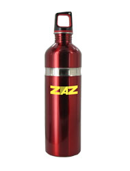26 oz red kodiak stainless steel sports bottle