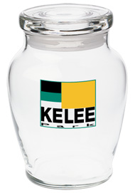 26 oz new york jar w/flat lid