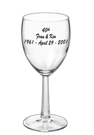 8.5 oz grand noblesse white wine glass