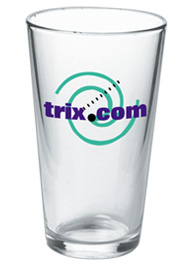 16 oz rastal superior personalized pint glass