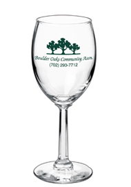 8 oz Libbey napa country wine glass