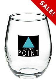 9 oz perfection stemless wine glass