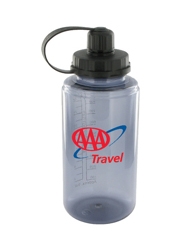 34 oz mckinley sports water bottle - smoke