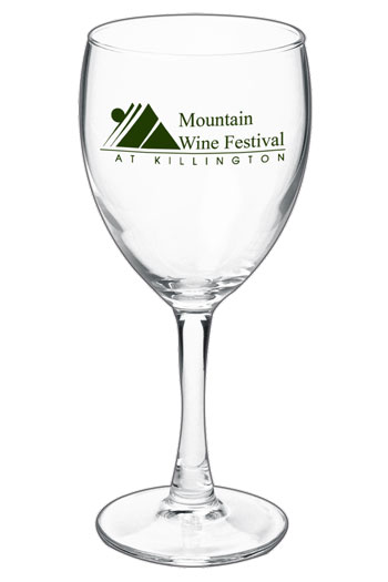 10.5 oz nuance goblet wine glass