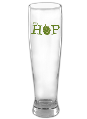 20 oz Personalized Tall Altitude pilsner glass from Libbey