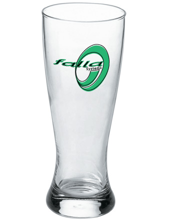 12 oz pilsner beer glass
