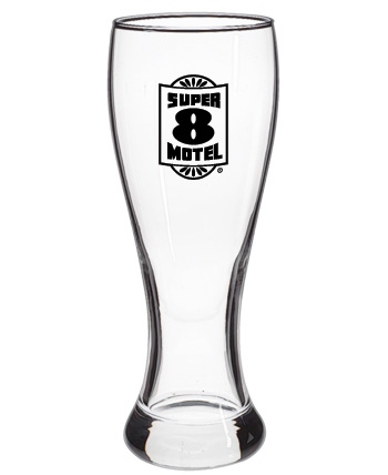 23 oz pub personalized pilsner glass