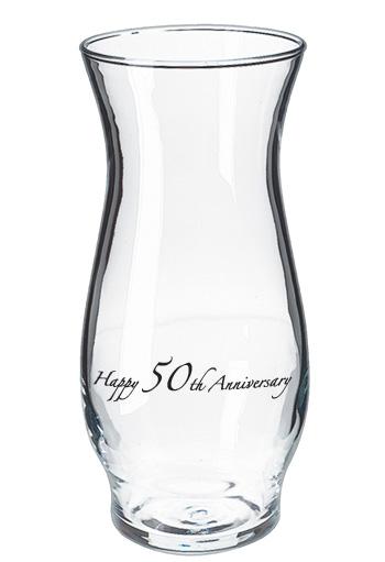 16 Oz Libbey Hurricane Vase