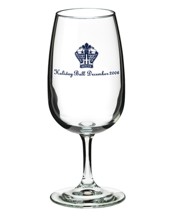 10.5 oz Libbey wine glass - wine taster