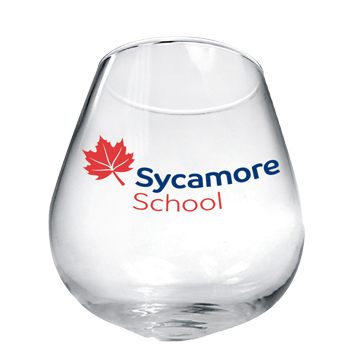 12 oz Stemless Rocking Glass