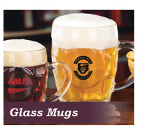 GLASS MUGS SALE