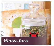 GLASS JARS SALE